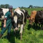From London to Ecklin and a life in dairy
